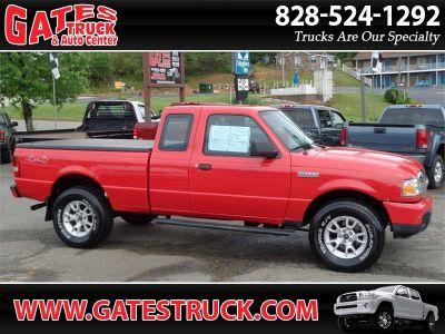 2007 Ford Ranger XL (Red)