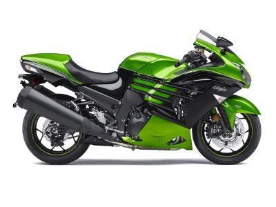 2016 Kawasaki Ninja ZX-14R ABS SuperSport Motorcycles Talladega, AL