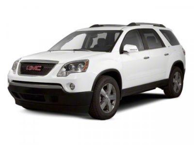2012 GMC Acadia SL (Carbon Black Metallic)