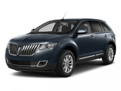 2015 Lincoln MKX Base (Tuxedo Black Metallic)