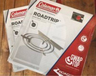 Stove Grate(s) for Coleman Roadtrip Grill x 2