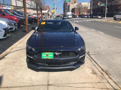 2018 Ford Mustang EcoBoost Premium Fastback (Kona Blue Metallic)