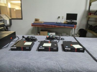 Lot of Computer Towers and Screens RTR# 9013853-16