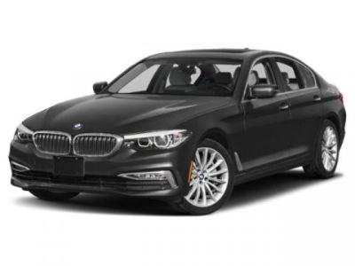 2019 BMW 5-Series 530i xDrive (Atlas Cedar Metallic)