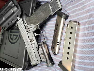 For Sale/Trade: Sig p220 carry