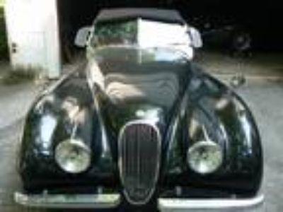 1950 Jaguar XK Roadster Easy Project