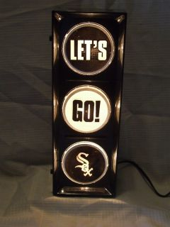 Chicago White Sox Let's Go Flashing Light NEW in Box