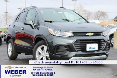 2018 Chevrolet Trax LT (Nightfall Gray Metallic - Gray)