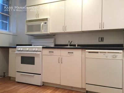 Ravenswood 2 Bed/Separate Dining/Heat Incl/Cats OK