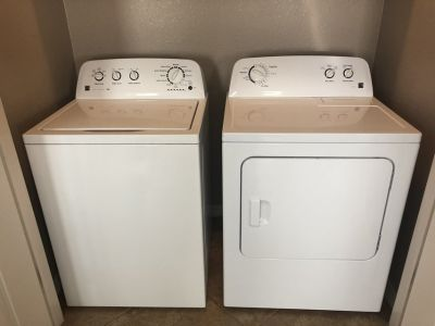 Kenmore Wash and Dryer