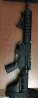 "For Sale: NEW - Anderson 10.5"" AR-15 Pistol - NO AFG"