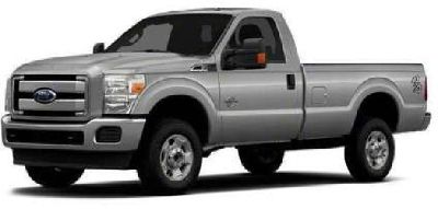 Used 2011 Ford Super Duty F-350 SRW 4WD Reg Cab 137