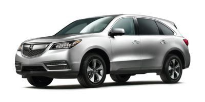 2014 Acura MDX Base (Dark Cherry Pearl)