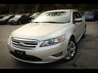 2010 Ford Taurus 4dr Sdn Limited FWD