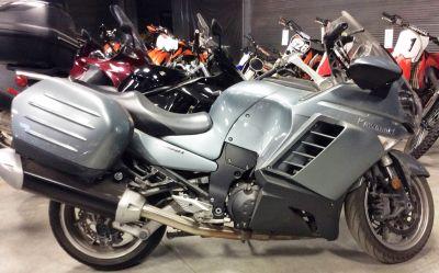 2008 Kawasaki Concours 14 ABS Touring Motorcycles Ottumwa, IA