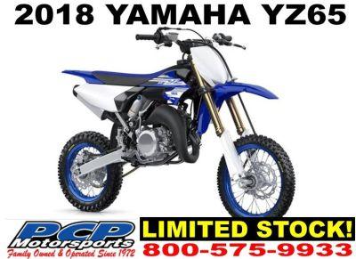 2018 Yamaha YZ65 Motocross Motorcycles Sacramento, CA