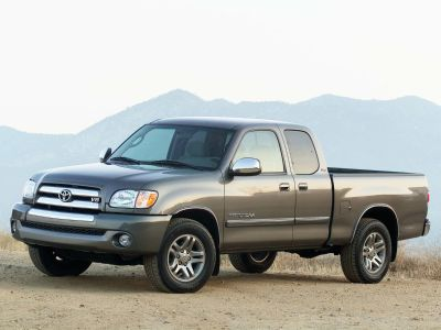 2004 Toyota Tundra SR5 (Imperial Jade Mica)