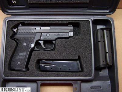 "For Trade: Sig 229 in 9mm for 3"" SS revolver"
