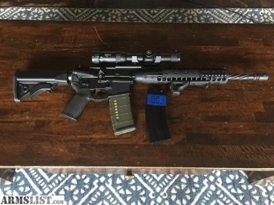 For Sale: AR-15 LWRC IC-DI 5.56 M6IC