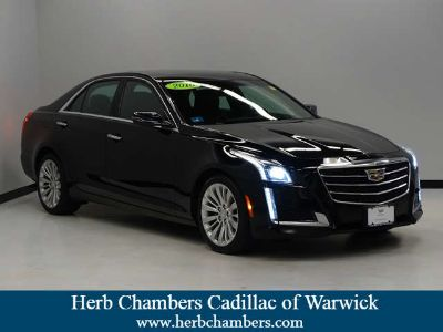 Used 2016 Cadillac CTS Sedan 4dr Sdn