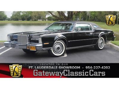 1974 Lincoln Lincoln