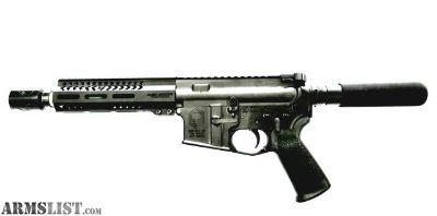 For Sale: Alien Armory Tactical AAT-15 Pistol 300BLK