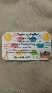 Giggles and Wiggles Crafts and More