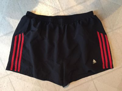 ADIDAS XL WOMENS SHORTS with liner