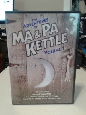 Ma and Pa Kettle volume 1 (2disc) DVD