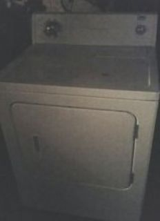 Free Electric Dryer Some Issues But Works