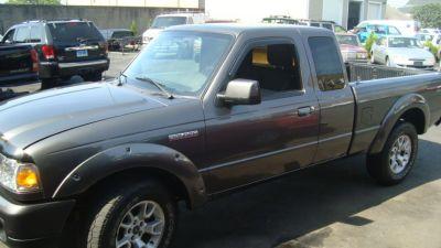 2010 Ford Ranger Sport (Dark Shadow Grey Metallic)