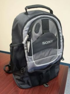 Sony Camera Video Camcorder DSLR Case Backpack
