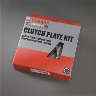 Sell V Star 650 1998-2011 Yamaha OEM Complete Clutch Kit - New 3B6-W001G-00-00 motorcycle in San Marcos, California, US, for US $92.00