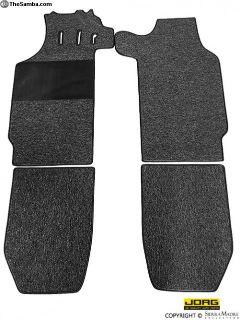 Carpet Floor Mat Set, Loop, 911/912 Coupe (65-68)