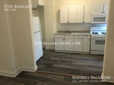 3 bed, 1 bath I $1195 | 3700 Beehler Ave, Baltimore MD 21215