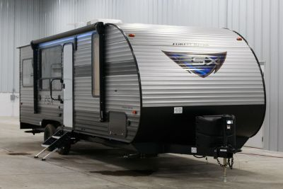 New 2019 Forest River Salem FSX 260RT Toy Hauler Travel Trai