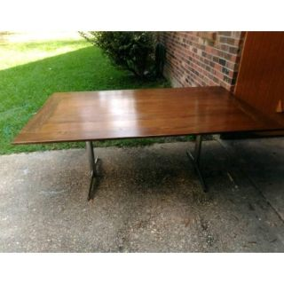 Large Rectangular Dining Room Table