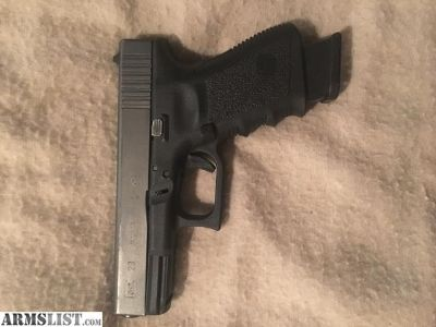 For Sale: Glock 23 + 3 magazines