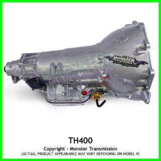"Buy TH400 Turbo Monster Transmission 400 / Heavy Duty Automatic Transmission:4"" Tail motorcycle in Spring Hill, Florida, United States, for US $1,465.95"