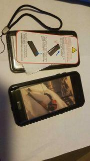 Glalexy s7 edge waterproof case