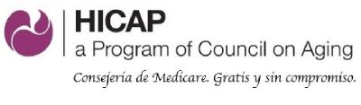 HICAP - Free Medicare Counseling