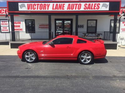 2006 Ford Mustang GT 2d Coupe