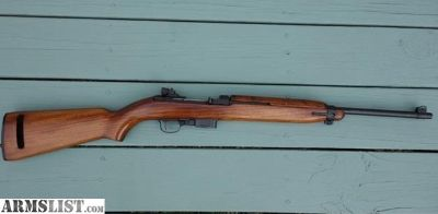 For Sale: Inland M1 Carbine 30 Caliber Made 1944