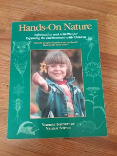 Hands-On Nature Book