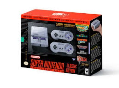 Have (2) Nintendo Super NES Mini