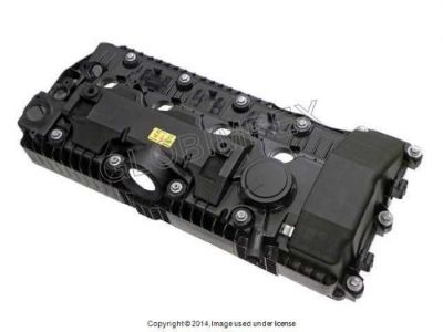 Purchase BMW E65 E66 LEFT Cylinders 5-8 Valve Cover GENUINE +WARRANTY motorcycle in Glendale, California, United States, for US $458.85