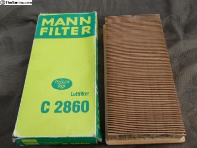 Water Cooled Air Filters