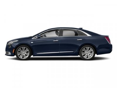 2018 Cadillac XTS Luxury Collection (Dark Adriatic Blue Metallic)