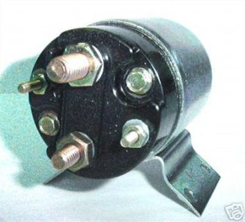 Sell Starter solenoid buick corvette cadillac hudson john deere chevrolet gmc 54-62 motorcycle in Lexington, Oklahoma, US, for US $49.95