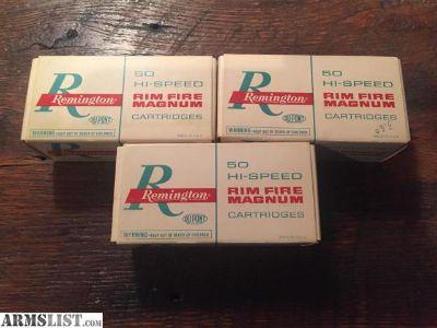 For Sale: 5mm ammo Vintage